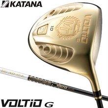 KATANA VOLTIO GOLD G Driver japanese golf wood drivers