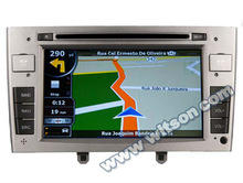 WITSON A8 Chipset PEUGEOT 308 car radio dvd gps HD 1080P 1G CPU 512M RAM 3G/ wifi/DVR (Option) with FM,AM,RDS