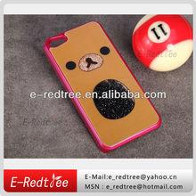 Custom Bling Diamond Phone Hard Cases For iphone 5 5s