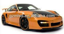car spare TA body kit for 997