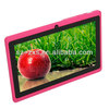 Low cost mid slim mini tablet pc Q88(A23)+WIFI+dual camera