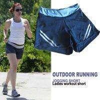 Ladies Training Short Womens outdoor Running Short Workout Jogging Short