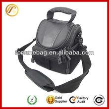 High quality black camera bag