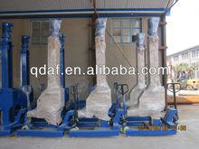 30 ton heavy four post lift for large vehicle/ minbus
