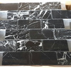cheap outdoor black marquina tile