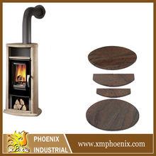 componenti elettrici fornello parti granito per stufa a legna in pietra naturale camino in marmo coperta parti