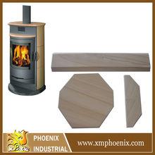 multifuel stoves bespoke custom fireplace parts natural stone parlor sandstone fireplace parts