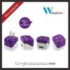 New 5V 1A Mini USB Power Adapter, Foldable Power Adapter USB Power Adapter (US Plug)