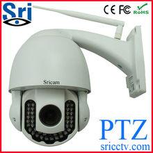 Sricam AP005 Outdoor Full HD 720P PTZ Wifi Underwater Pan Tilt Camera