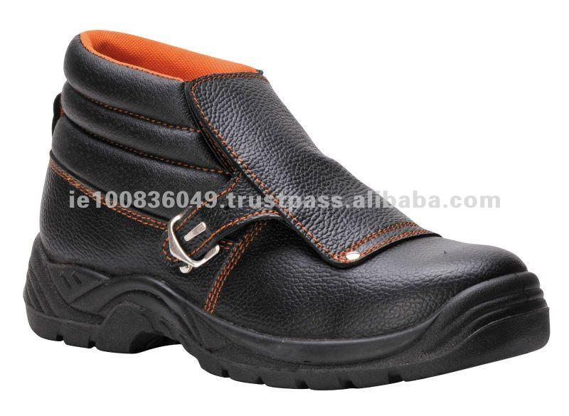 steelite s1p chaussures bottes de soudage