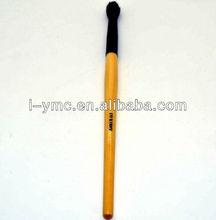 wooden handle nylon hair make up blending brush