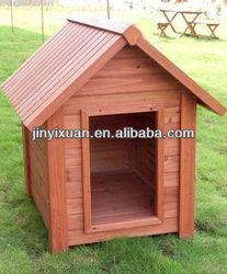 Apex Felt Roof Wooden Dog Bed / Dog Kennel / Dog House