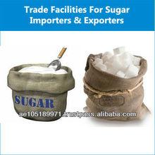 High Quality White Refined Cane Sugar