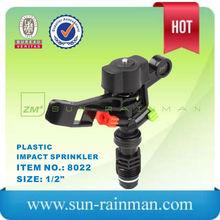 Agricultural irrigation plastic gun model gun