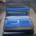 esterilização de cassetes