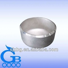 BG 304/316 8 threaded steel pipe caps