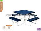 SQUAR PICNIC TABLE