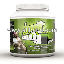 Bully Max Dog Supplements for Muscle and Size