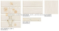 [Artist Ceramics]v wall tiles ceramic border 300x600 300x450 330x330 240x660 400x800