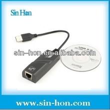 USB Gigabit Network Adapter up to 1000Mbps Download