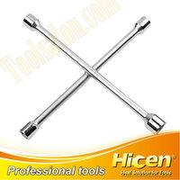 Car Wheel Repair Tool Cross Rim Wrench