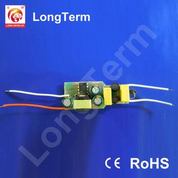CE High efficiency cheap 9w led driver for bulb light 400ma