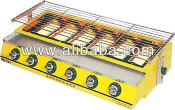 Gas 6-Burners