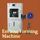 embossed plastic film forming machine, embossed carrier tape molding machine