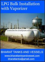 LPG Bulk Installation with Vaporizer
