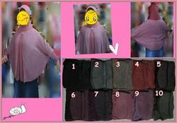 Grosir macam2 hijab