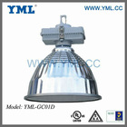 Low frequency high bay induction light with UL