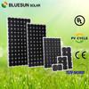 Bluesun TOP quality monocrystalline solar panel 300w