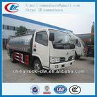Dongfeng mini 5000L milk tanker truck china