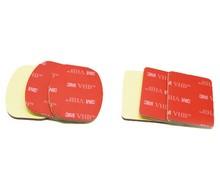 go pro stick 3M sticker Set for Go pro Helmet Mount