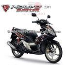 Nouvo Elegance Cool Design Best Selling Scooter EEC Motorcycle