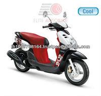 Fiore 110cc Red Scooter Vespa Thailand