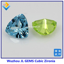 New olivine Color Trillion zircon