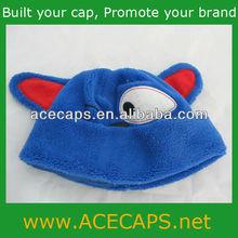 Cute Style Polar Fleece Baby Hat and Animal Cap