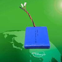 7.4v 3000mah battery / 7.4v rechargeable battery / portable dvd player 7.4v battery