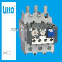 TA series AC Contactor Phase-failure Thermal overload relay 690V 30A, TA-25,TA-42,TA-75,TA-110,TA-200