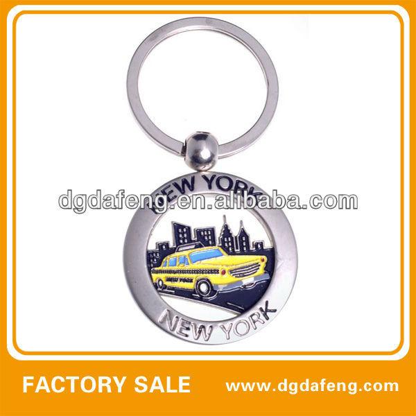 fashional promotion key chain wholesale/key chain parts