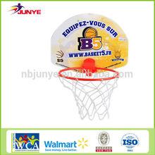 Ningbo Junye mini basketball board red colour