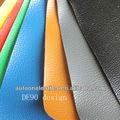 De90 conception de pvc cuir tissu pour les sièges d'auto couverture et un canapé
