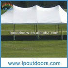 Practical pole tent--camping air dome tent