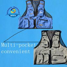 outer door quick dry fishing vest
