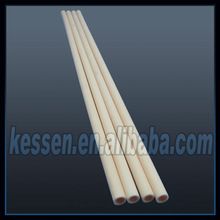 High precision diameter 4mm alumina insulating tubes
