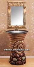 Bathroom vanity cabinet /customers' requirement furniture(BF00-30003)