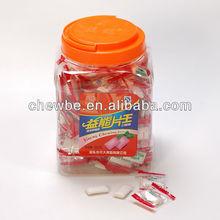 Yineng brands of chewing gum