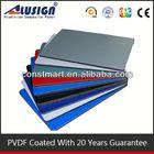 Facade aluminium plastic composite panel pe 4mm coating