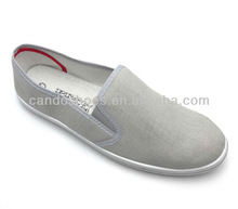 Low-upper flat leisure Female Shoes With Pure color